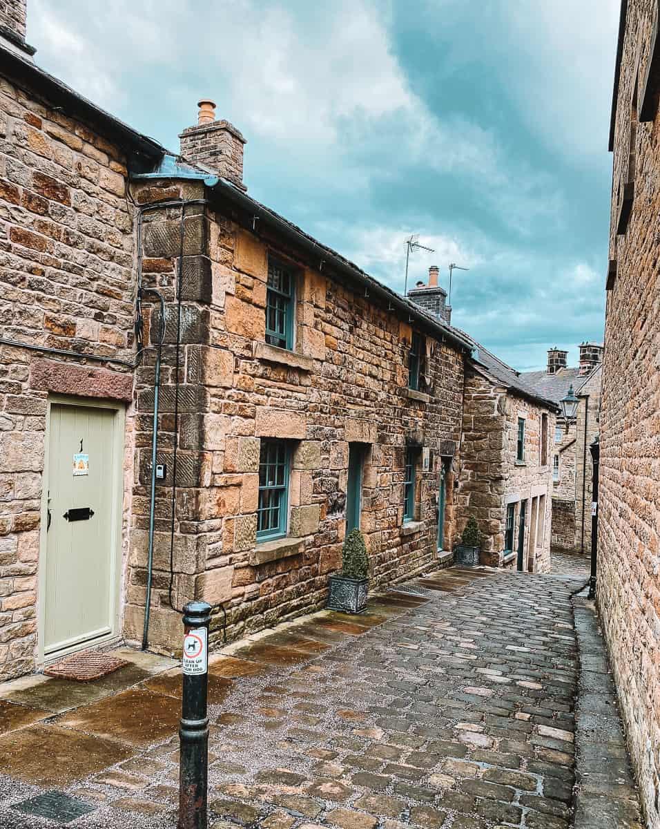 Chapel Street Longnor