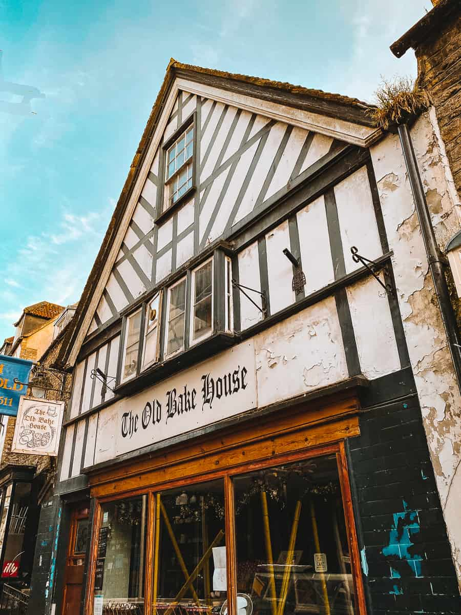 The Old Bake House Frome Cheap Street