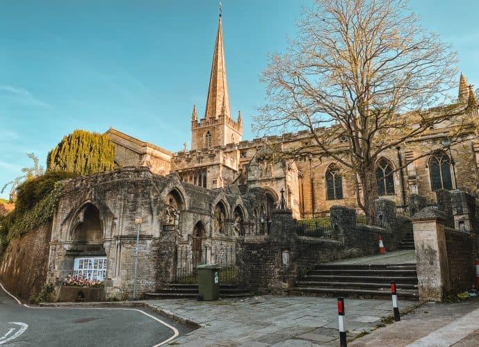 St John the Baptist Church Frome