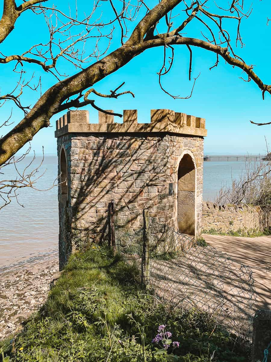 Clevedon Lookout Tower