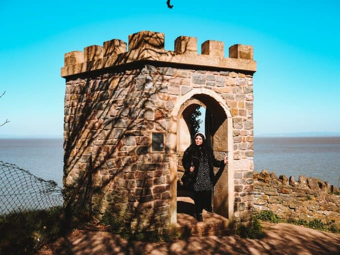 Clevedon Lookout Tower Sugar Lookout