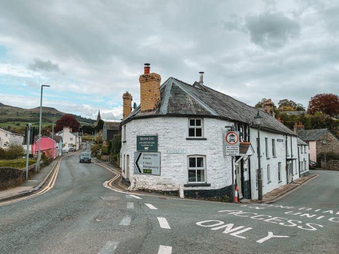 The Bridge End Inn Crickhowell