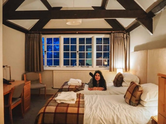 Dartington Hall hotel rooms