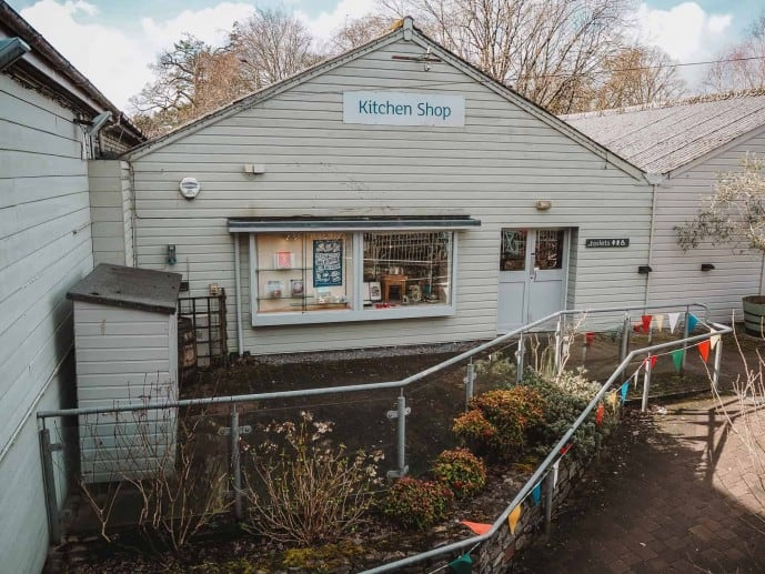 The Kitchen Shop Dartington Village