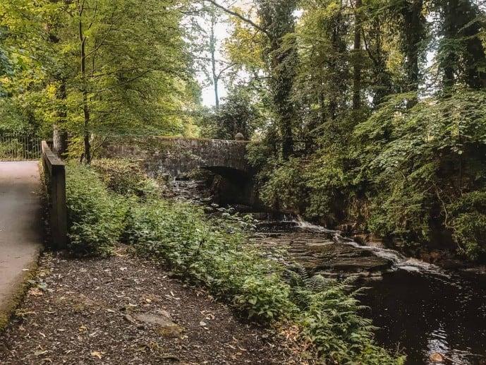 Dean Castle Outlander location