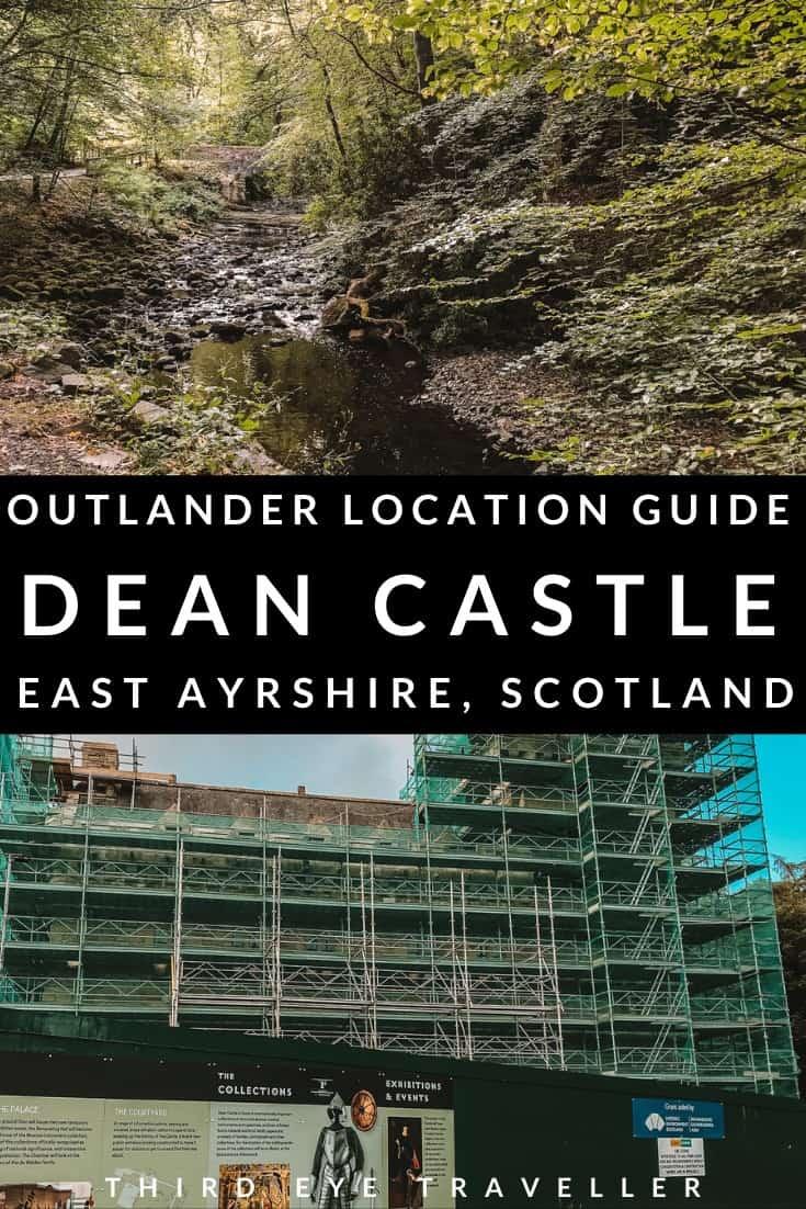 Dean Castle Outlander