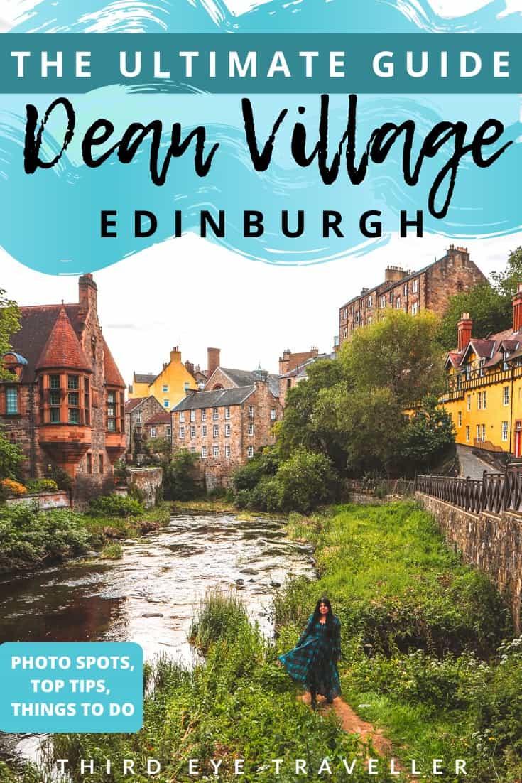 Dean Village Edinburgh