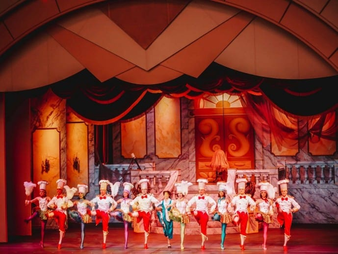 best shows at walt disney world