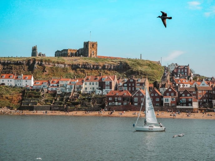 Instagrammable places in Whitby Photography Whitby Harbour