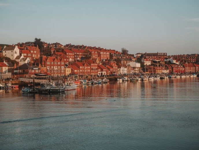 Whitby Harbour - Most Instagrammable places in Whitby