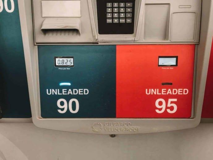 Gas in Jordan
