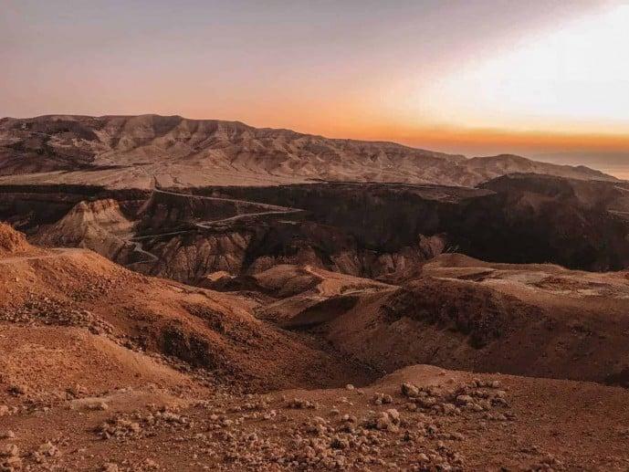 Switchback roads jordan