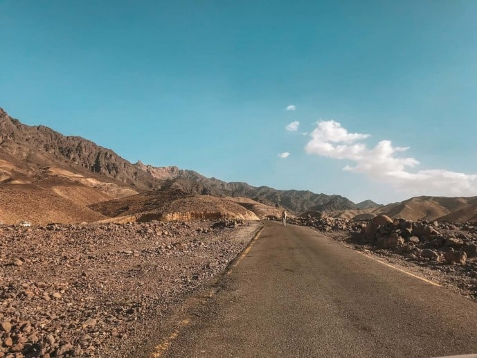 What are the Roads like in Jordan