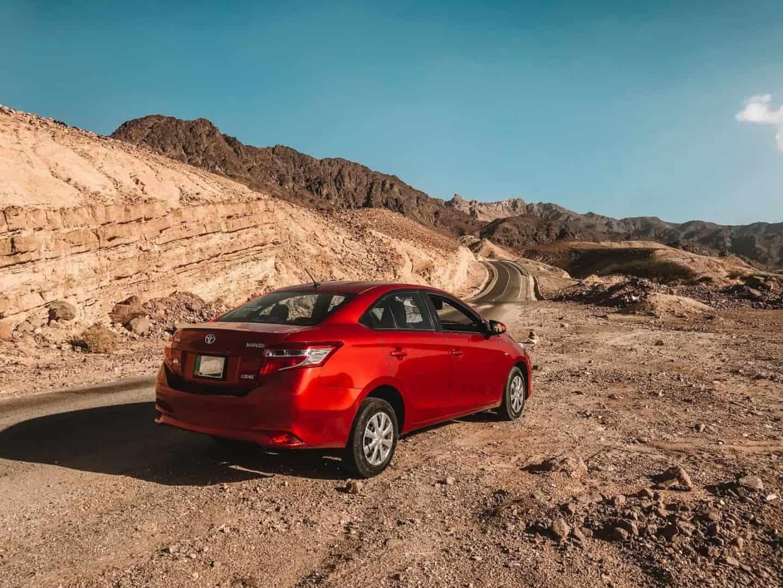 Driving in Jordan | Renting a car in Jordan
