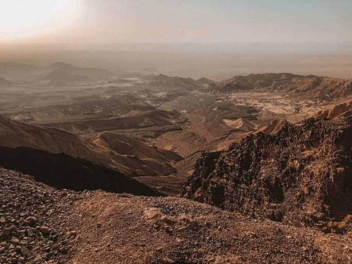 Petra Mountain Pass