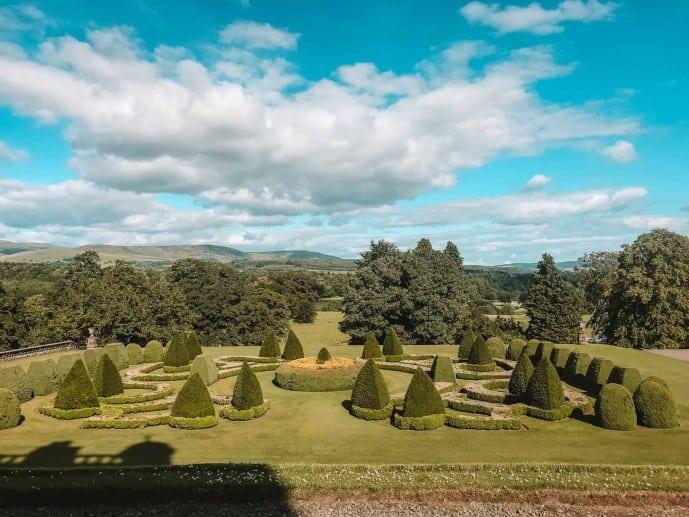 Drumlanrig Castle Outlander Bellhurst Manor