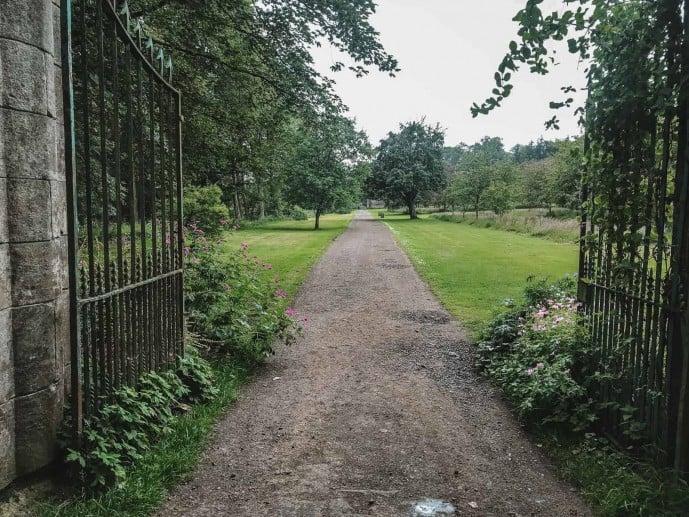 Dunmore Park Walled Garden