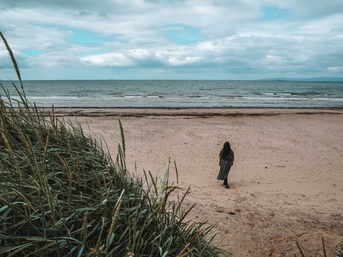 Troon Outlander location guide south beach