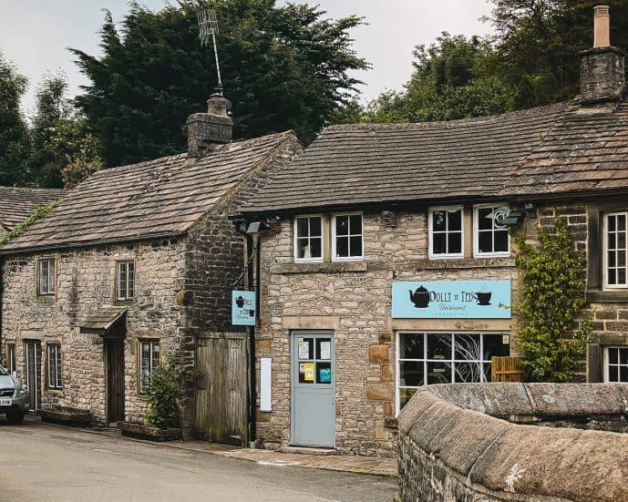 Dolly n Teds tearoom Castleton