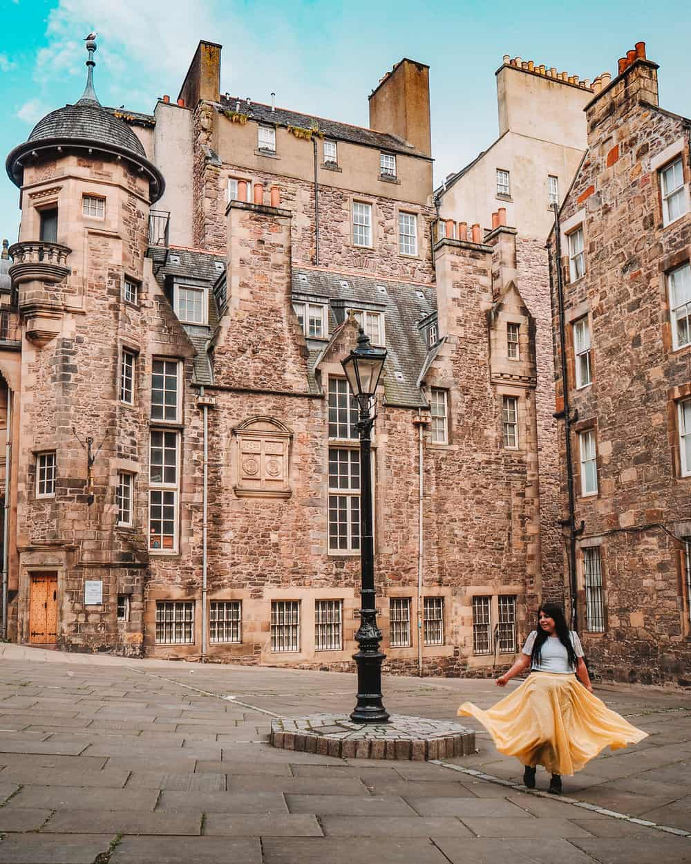 Writers Museum | Instagram spots in Edinburgh