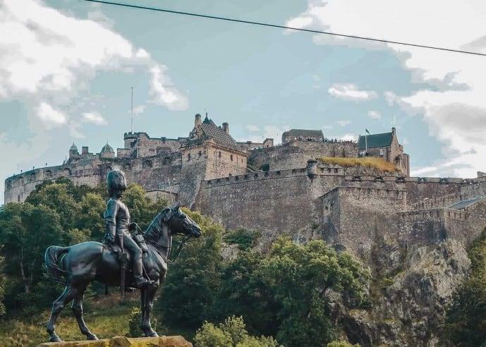 Instagram Spots in Edinburgh