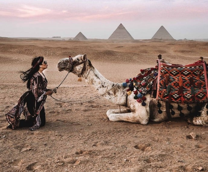 What not to do in Egypt