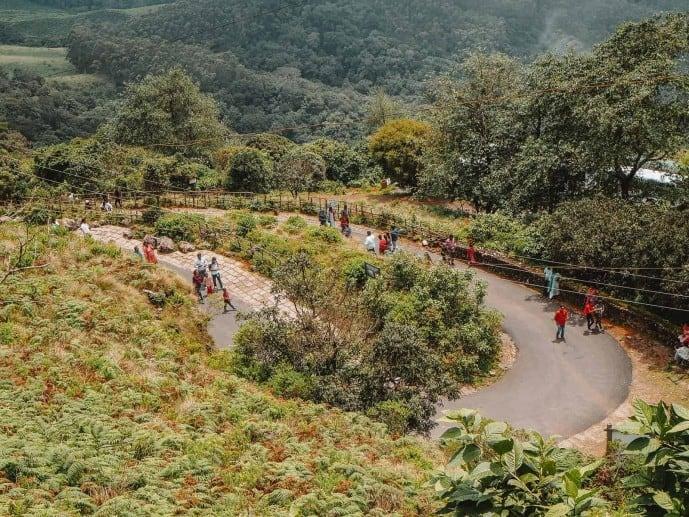 Eravilkulam walking safari