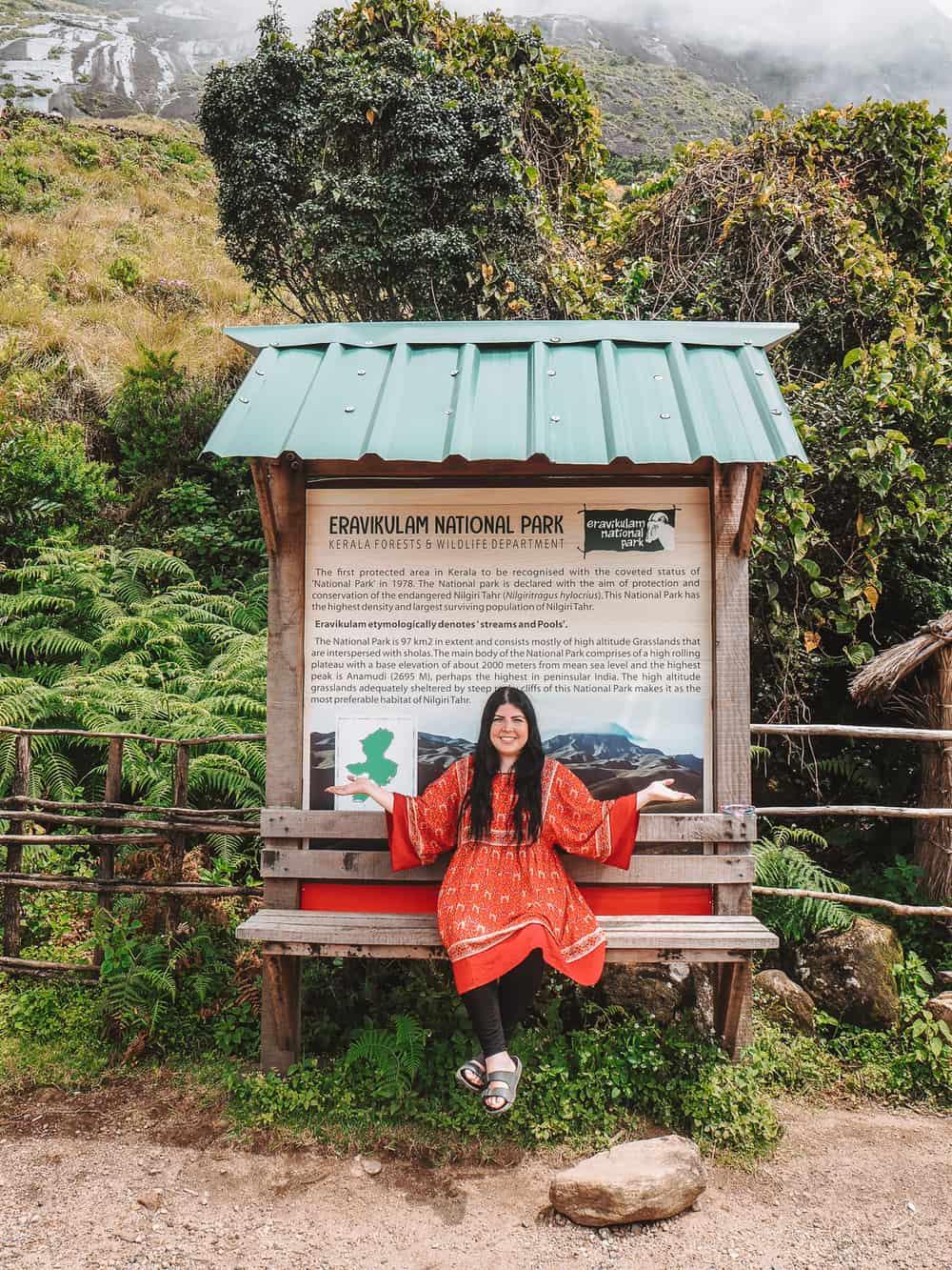 Eravikulam National Park!