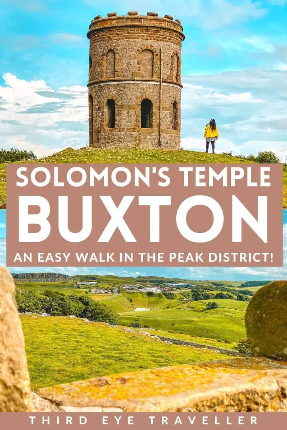 Solomons Temple Buxton Walk Peak District