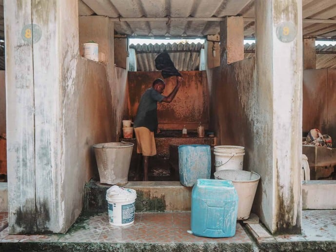 Dhobi Khana Public Laundry | things to do in fort kochi