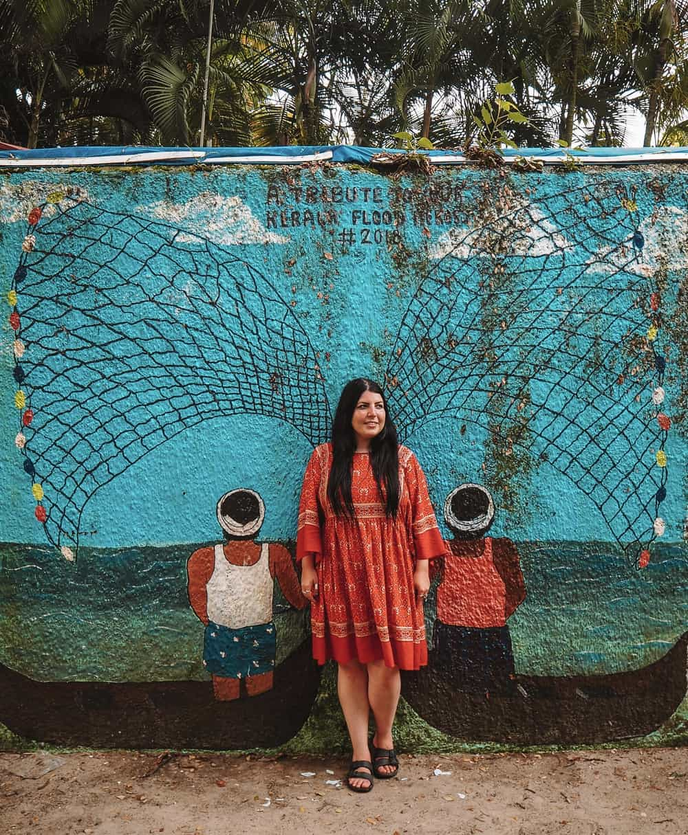 Kerala Tour Package | Kerala Itinerary | Street Art in Kochi