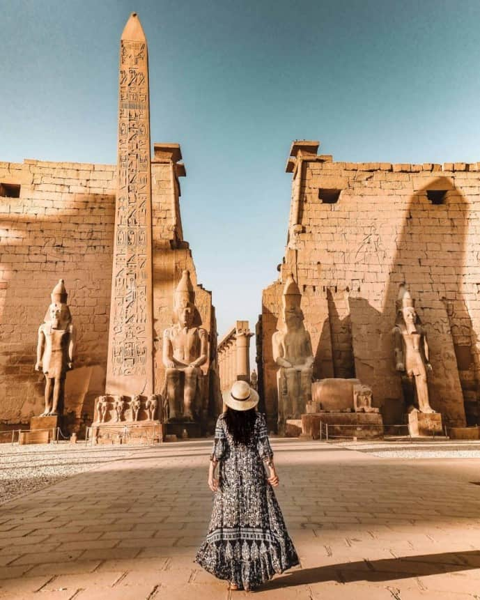 best luxor itinerary