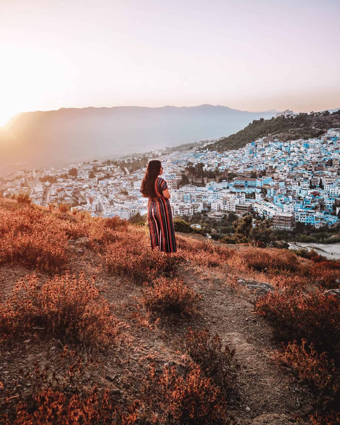 tips for solo female travel in morocco