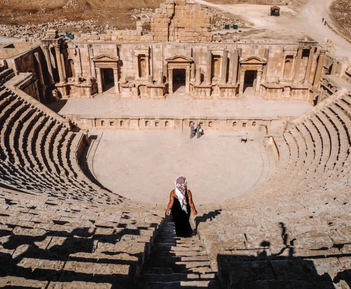 places to go in amman