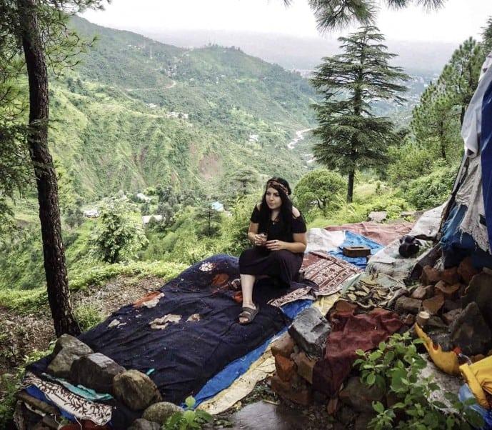 bhagsunag waterfall mcleodganj