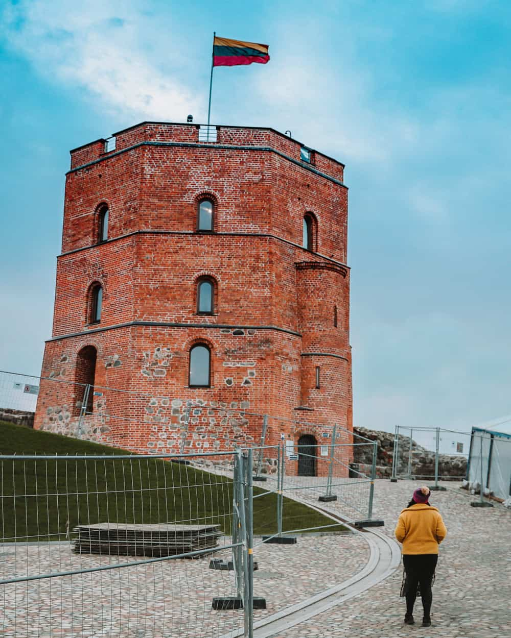 Gediminas Tower of the Upper Castle