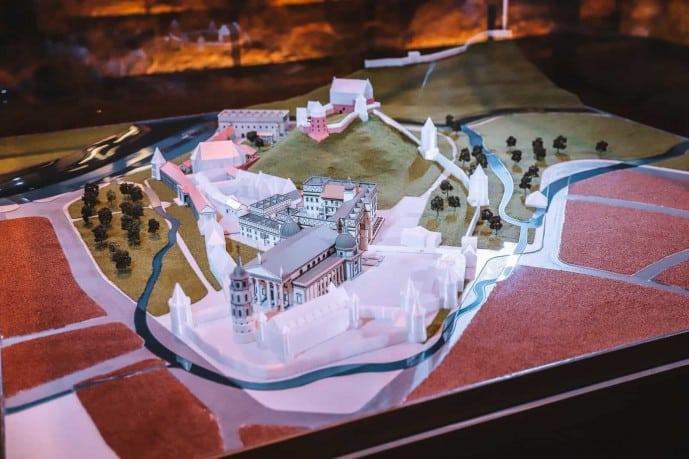 Upper Castle Vilnius history