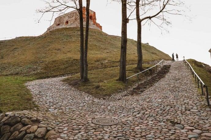 Gediminas Hill Vilnius