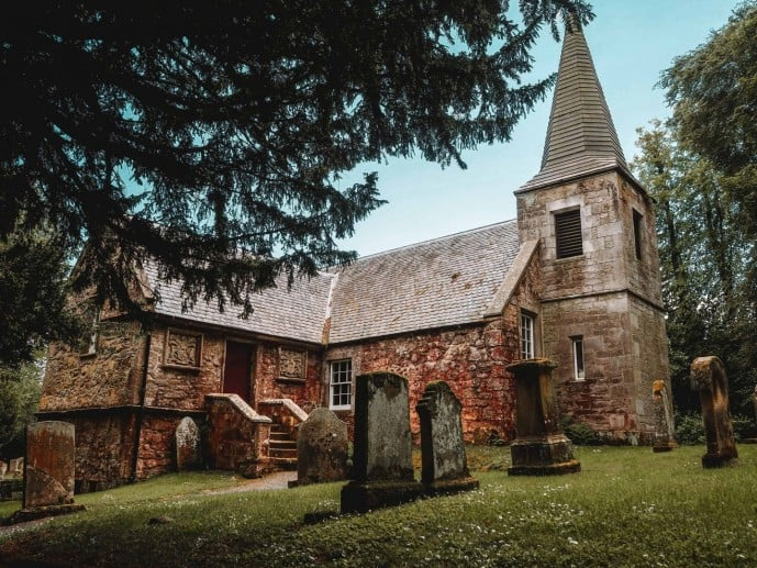 glencorse old kirk history