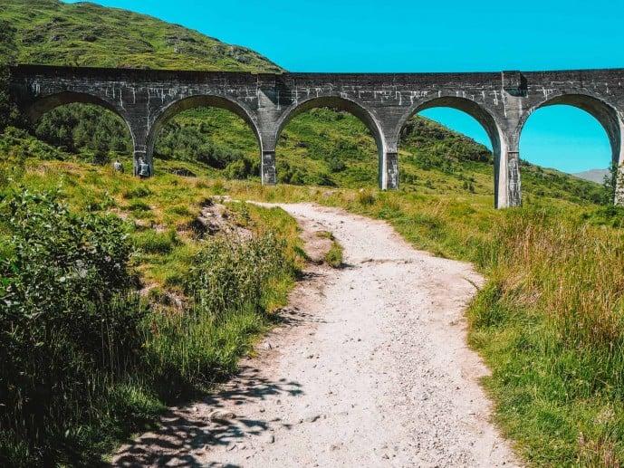 Glenfinnan Viaduct Viewpoint