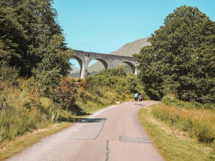 Glenfinnan Viaduct Viewpoint Walk