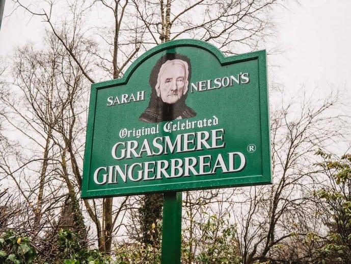 Sarah Nelson's Grasmere Gingerbread Shop