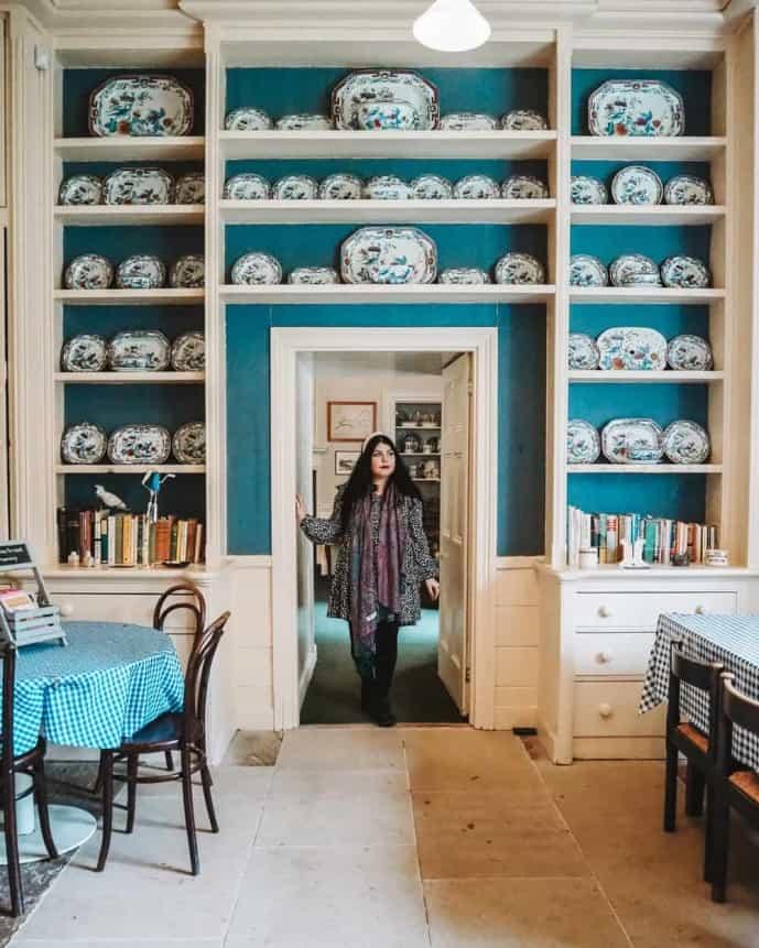 Agatha Christie Greenway House Kitchens