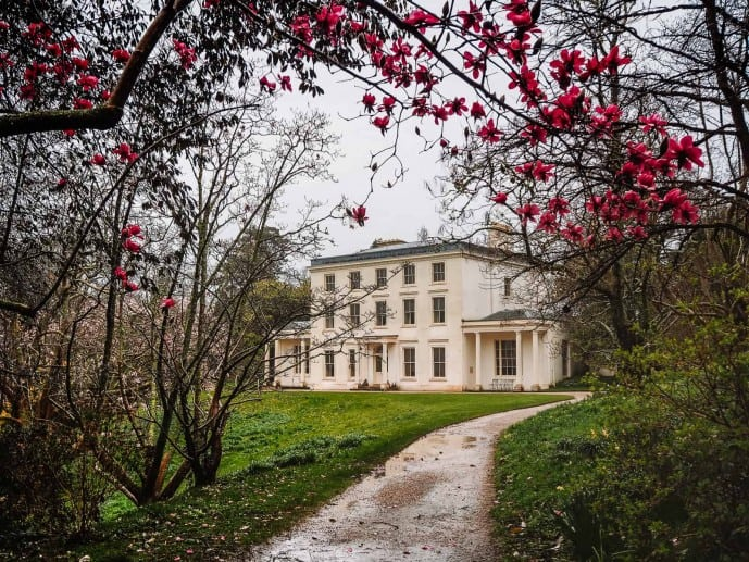 Agatha Christie's Greenway House