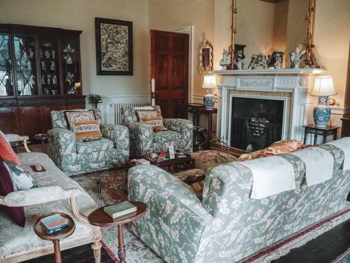 Greenway House Drawing Room