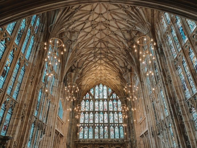 Lady Chapel Gloucester Cathedral