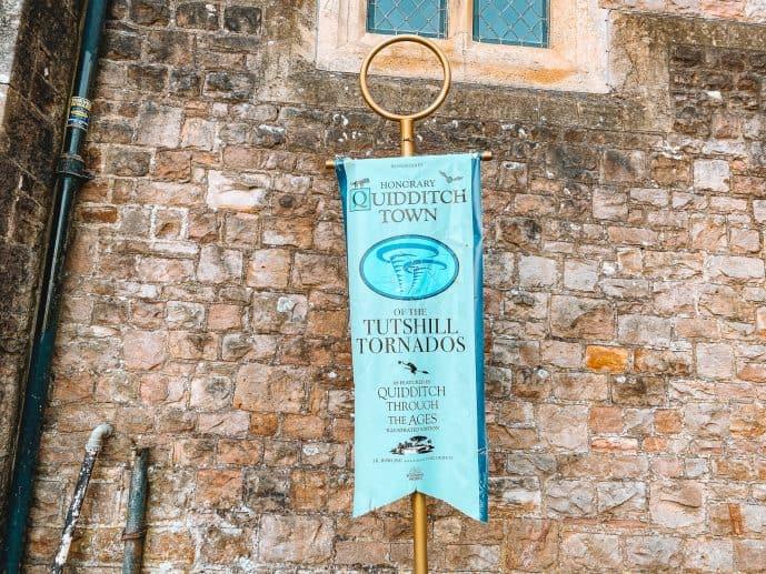 Quidditch Town of Tutshill Tornados