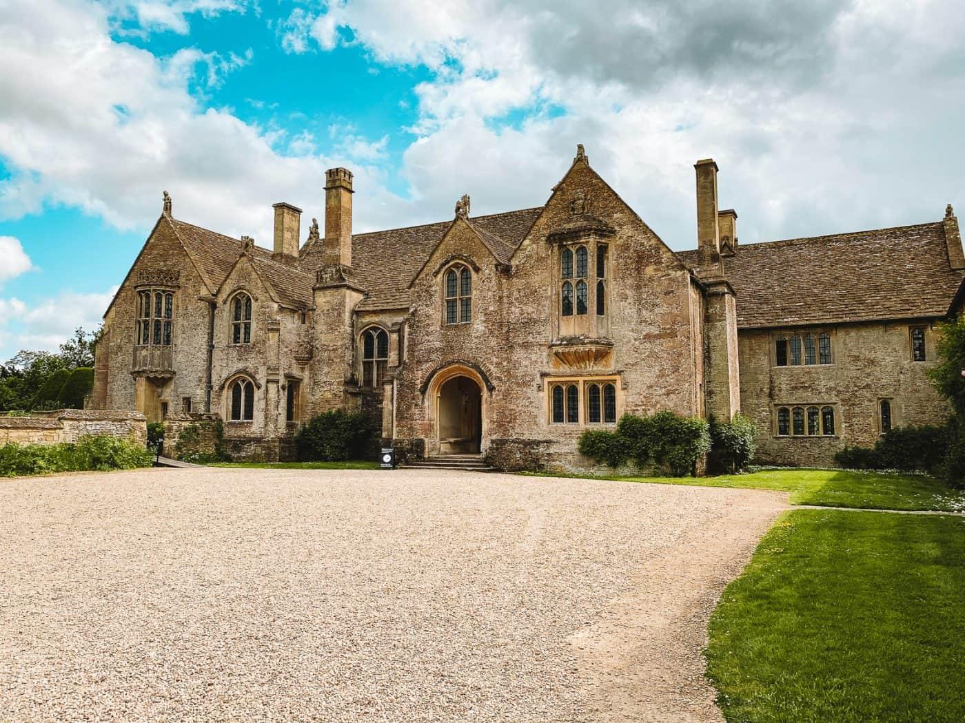 Great Chalfield Manor Poldark Killewarren Location