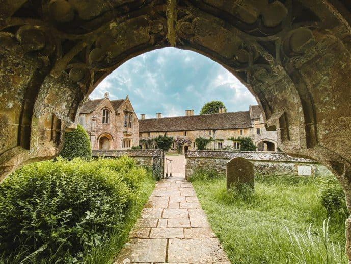 Great Chalfield Manor Wiltshire