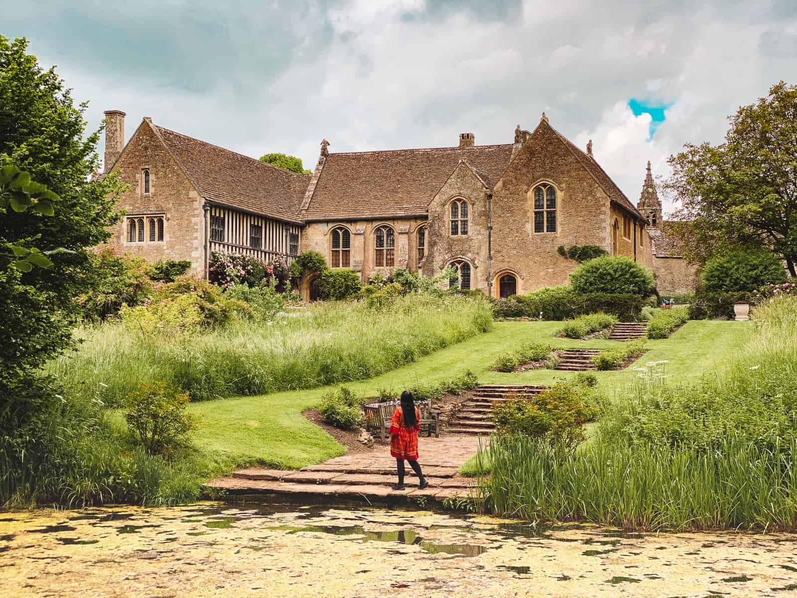 Great Chalfield Manor Poldark Location Killewarren River Walk